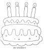 torta compleanno 4anni