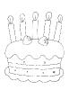 torta compleanno 5anni