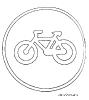 segnale_stradale_riservato_bici